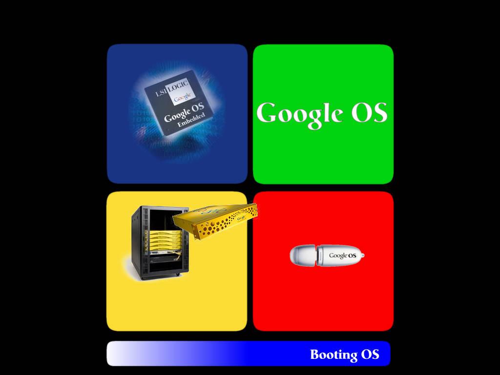 Google OS Boot